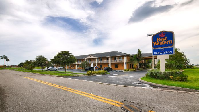 Exterior view BEST WESTERN OF CLEWISTON
