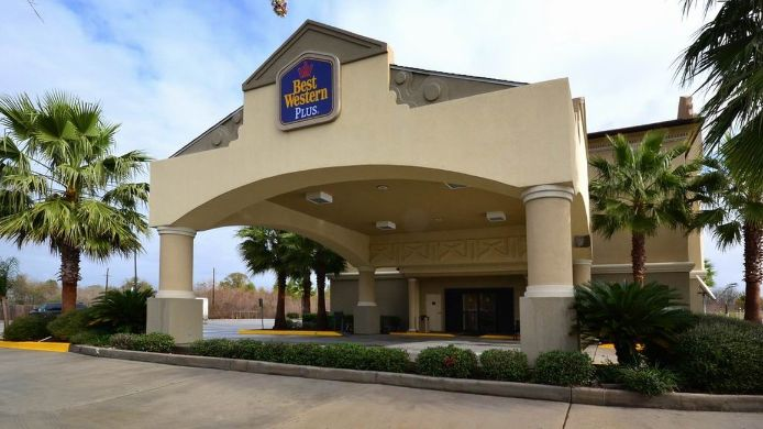 Exterior view BEST WESTERN PLUS HOUMA INN