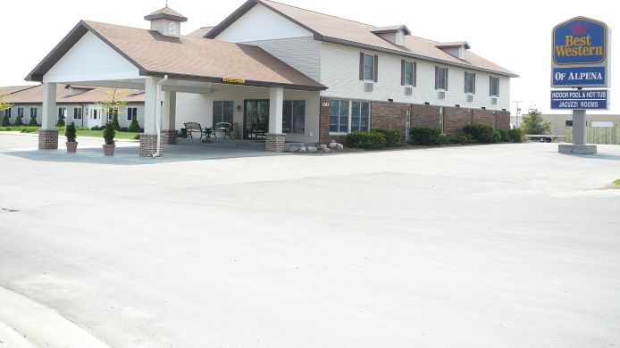 Exterior view BEST WESTERN OF ALPENA