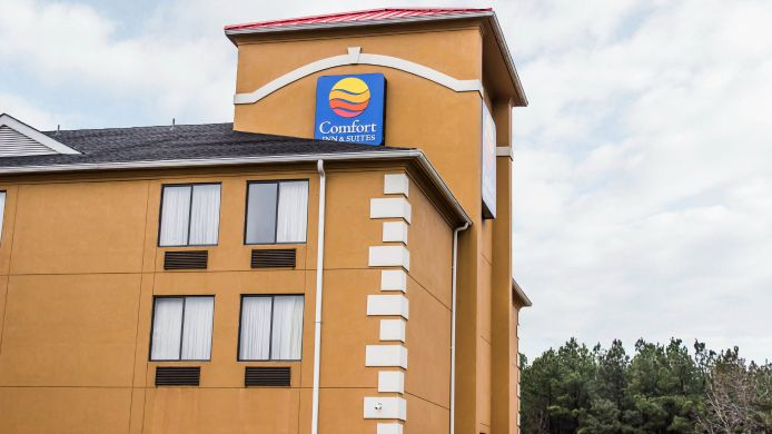 Exterior view Comfort Inn & Suites Oxford