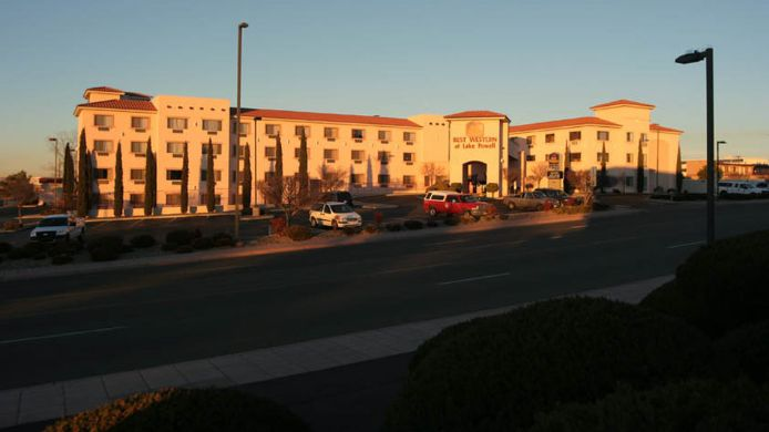 Buitenaanzicht BEST WESTERN PLUS LAKE POWELL