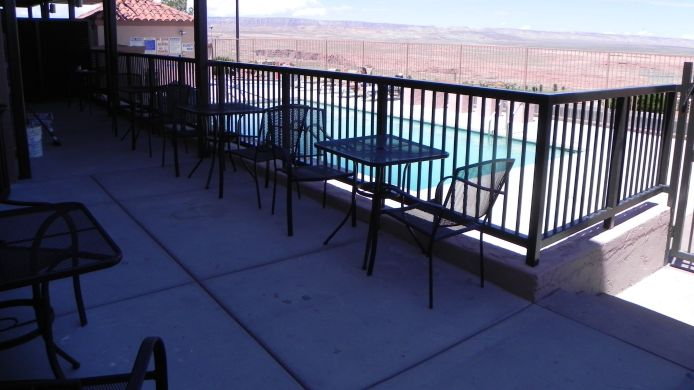 Buitenaanzicht BEST WESTERN VIEW LAKE POWELL