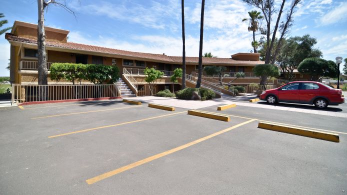 Exterior view BEST WESTERN RANCHO GRANDE