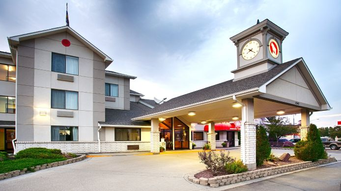 Exterior view BEST WESTERN PLUS GREAT NORTHE