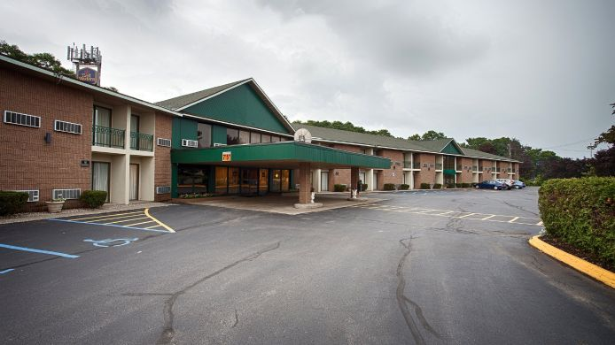Exterior view BEST WESTERN CLIFTON PARK