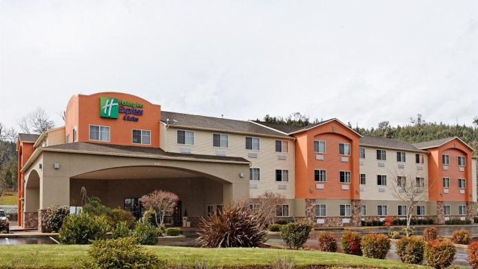 Exterior view Holiday Inn Express & Suites CANYONVILLE