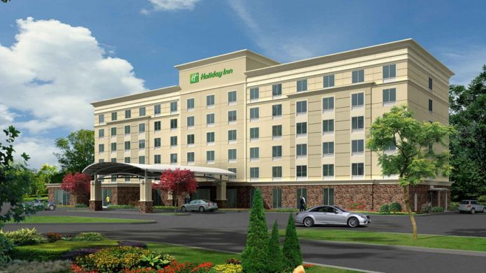 Exterior view Holiday Inn HARRISBURG EAST