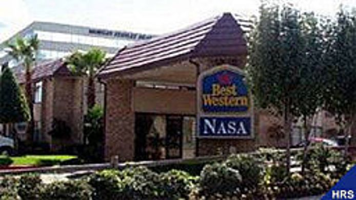 Exterior view BEST WESTERN WEBSTER HOTEL NASA