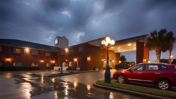 Exterior view BEST WESTERN PLUS WESTCHASE