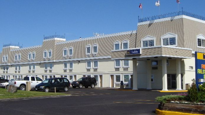 Exterior view BEST WESTERN THUNDER BAY CROSS