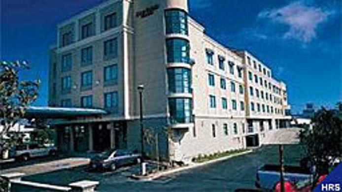 Buitenaanzicht Four Points by Sheraton Hotel & Suites San Francisco Airport