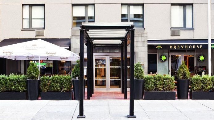 Exterior view Four Points by Sheraton Manhattan Chelsea