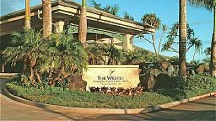 Exterior view The Westin Ka'anapali Ocean Resort Villas