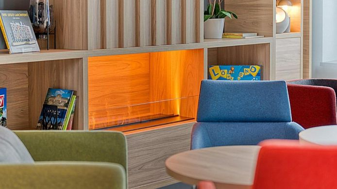 Buitenaanzicht Holiday Inn Express CAMBRIDGE