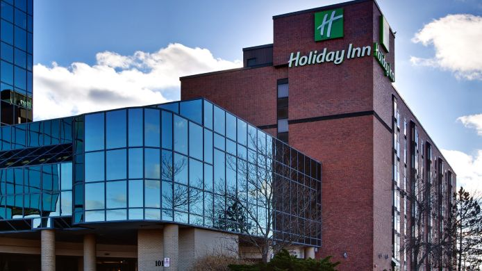 Exterior view Holiday Inn HALIFAX HARBOURVIEW