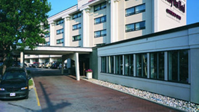 Exterior view EMBASSY WEST HOTEL