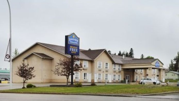 Exterior view LAKEVIEW INN EDSON EAST