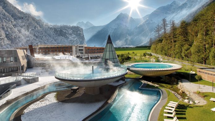 Info Aqua Dome Tirol Therme