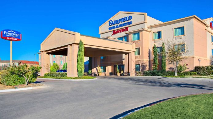 Buitenaanzicht Fairfield Inn & Suites San Angelo