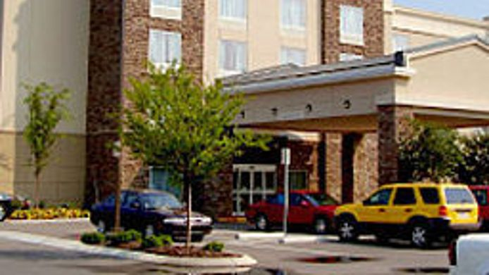 Exterior view Fairfield Inn & Suites Murfreesboro