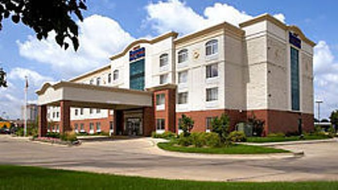 Buitenaanzicht Fairfield Inn & Suites Des Moines West