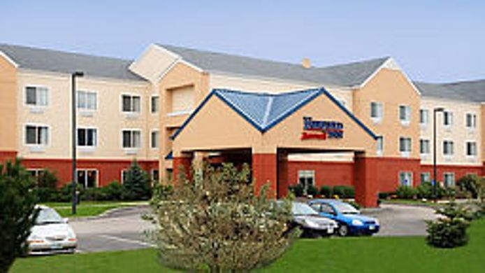 Exterior view Fairfield Inn Concord