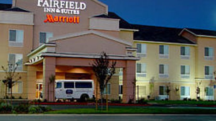 Exterior view Fairfield Inn & Suites Sacramento Airport Natomas
