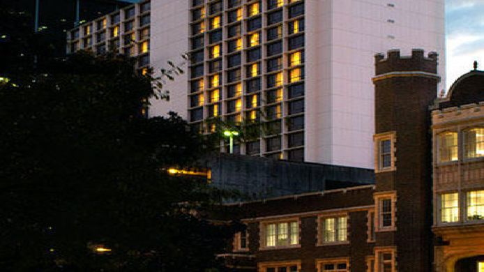 Exterior view Jackson Marriott