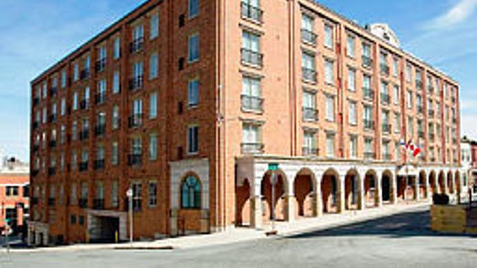 Exterior view Residence Inn Halifax Downtown