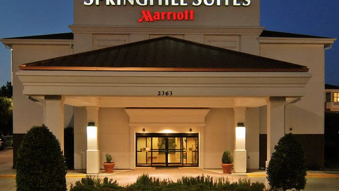Buitenaanzicht SpringHill Suites Dallas NW Highway at Stemmons/I-35E
