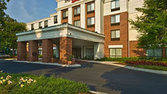 Buitenaanzicht SpringHill Suites Richmond Virginia Center
