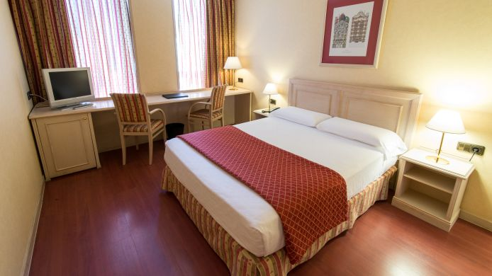 Double room (standard) Sunotel Aston