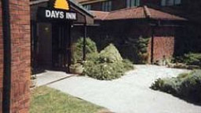 Buitenaanzicht Days Inn Bristol Welcome Break Service Area
