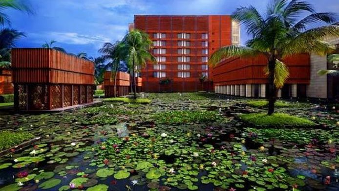 Exterior view Kolkata  a Luxury Collection Hotel ITC Sonar