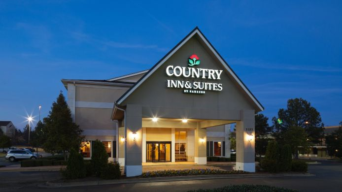 Exterior view COUNTRY INN STE MONTGOMERY EAS