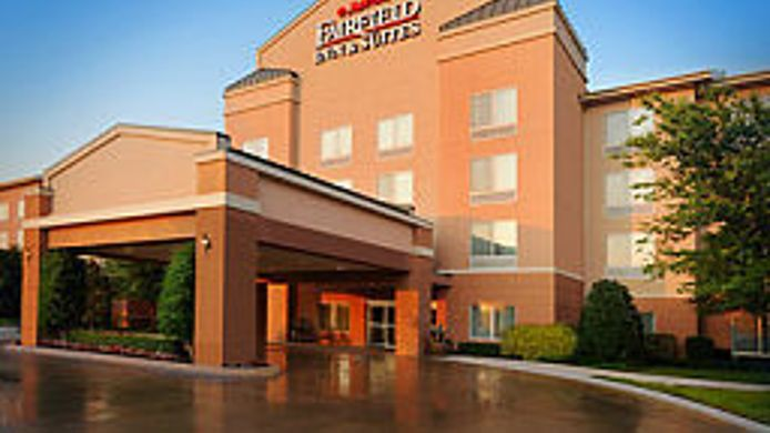 Buitenaanzicht Fairfield Inn & Suites Austin Northwest/The Domain Area
