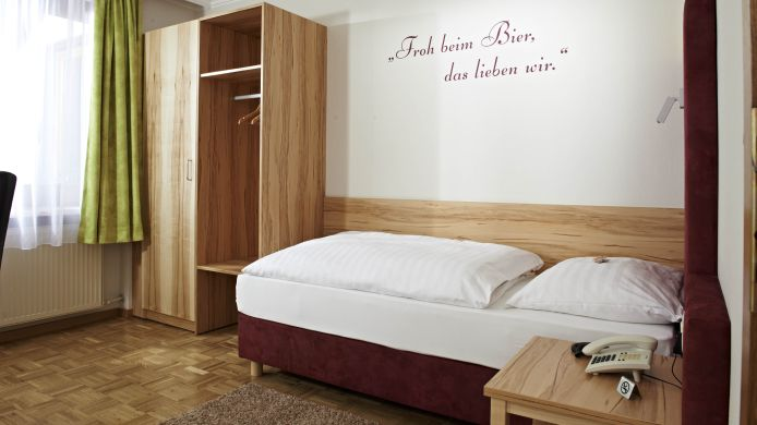 Single room (standard) Biergasthof Riedberg
