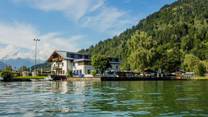 Tuin Junges Hotel Zell am See