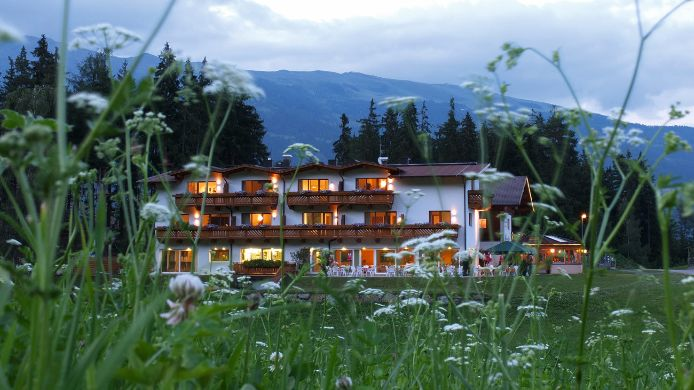 Exterior view Moos-Alm Familienhotel
