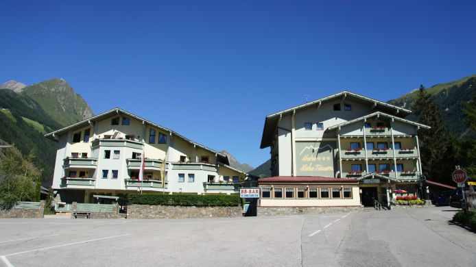 Exterior view Hohe Tauern