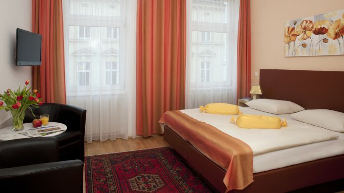 Double room (standard) Appartements Ferchergasse