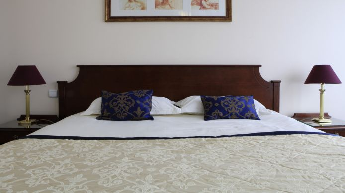 Double room (superior) Best Western Amiral