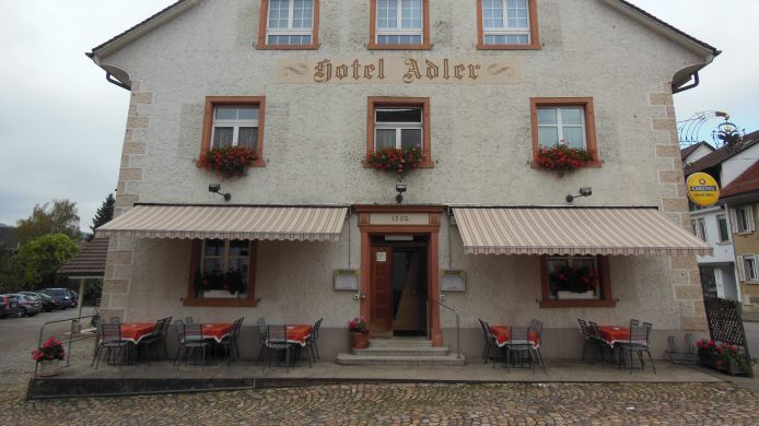 Single room (standard) Gasthof Adler