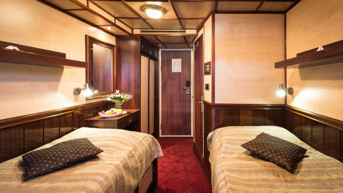 Double room (standard) Florentina Boat Superior