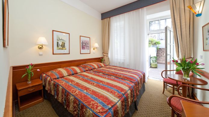 Double room (standard) Hotel 16