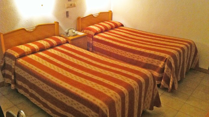 Double room (standard) Albacete