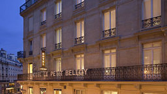 Buitenaanzicht Le Petit Belloy by HappyCulture Saint Germain