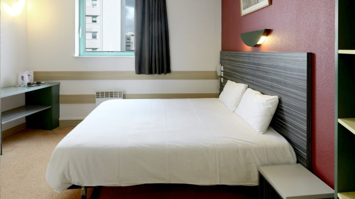 Double room (standard) Reseda My Hotel in Paris (Ancien Mister Bed City)