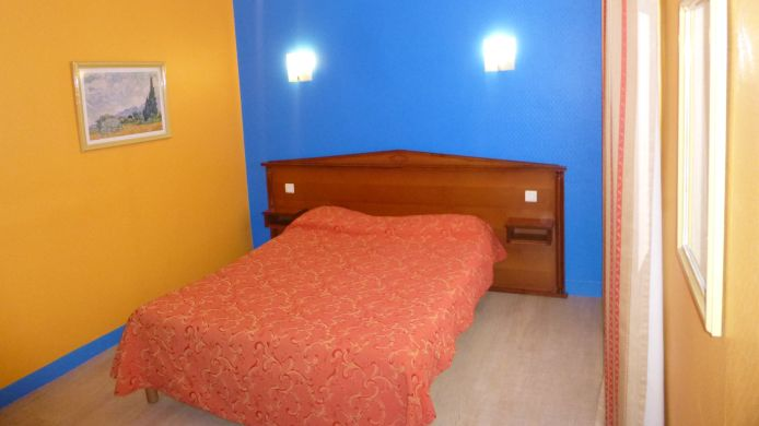 Double room (standard) Richmond Gare du Nord