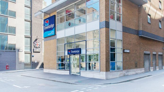 Exterior view TRAVELODGE LONDON LIVERPOOL STREET